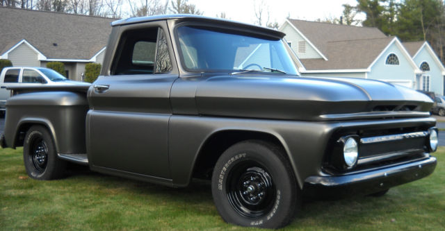 1966 Chevy C10 Pickup Custom For Sale In Gilford New