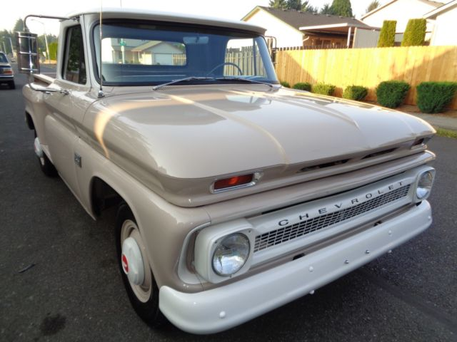 1966 chevy c20 stepside c10 silverado chevrolet pickup 1964 1965 1967 apache. Black Bedroom Furniture Sets. Home Design Ideas