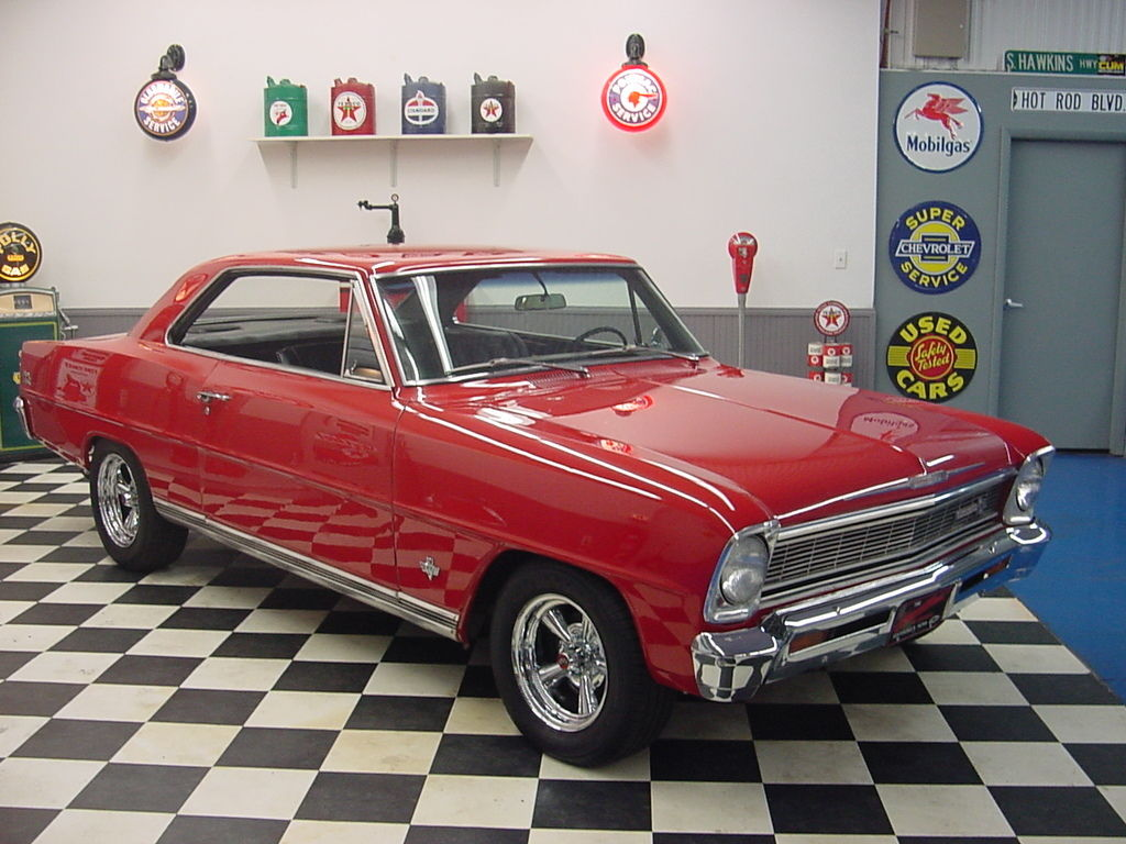1966 Chevy Ii Ss Real Deal 118 Code 327ci 275hp 4 Speed Very Nice Nova Technical Specifications Of Chevrolet