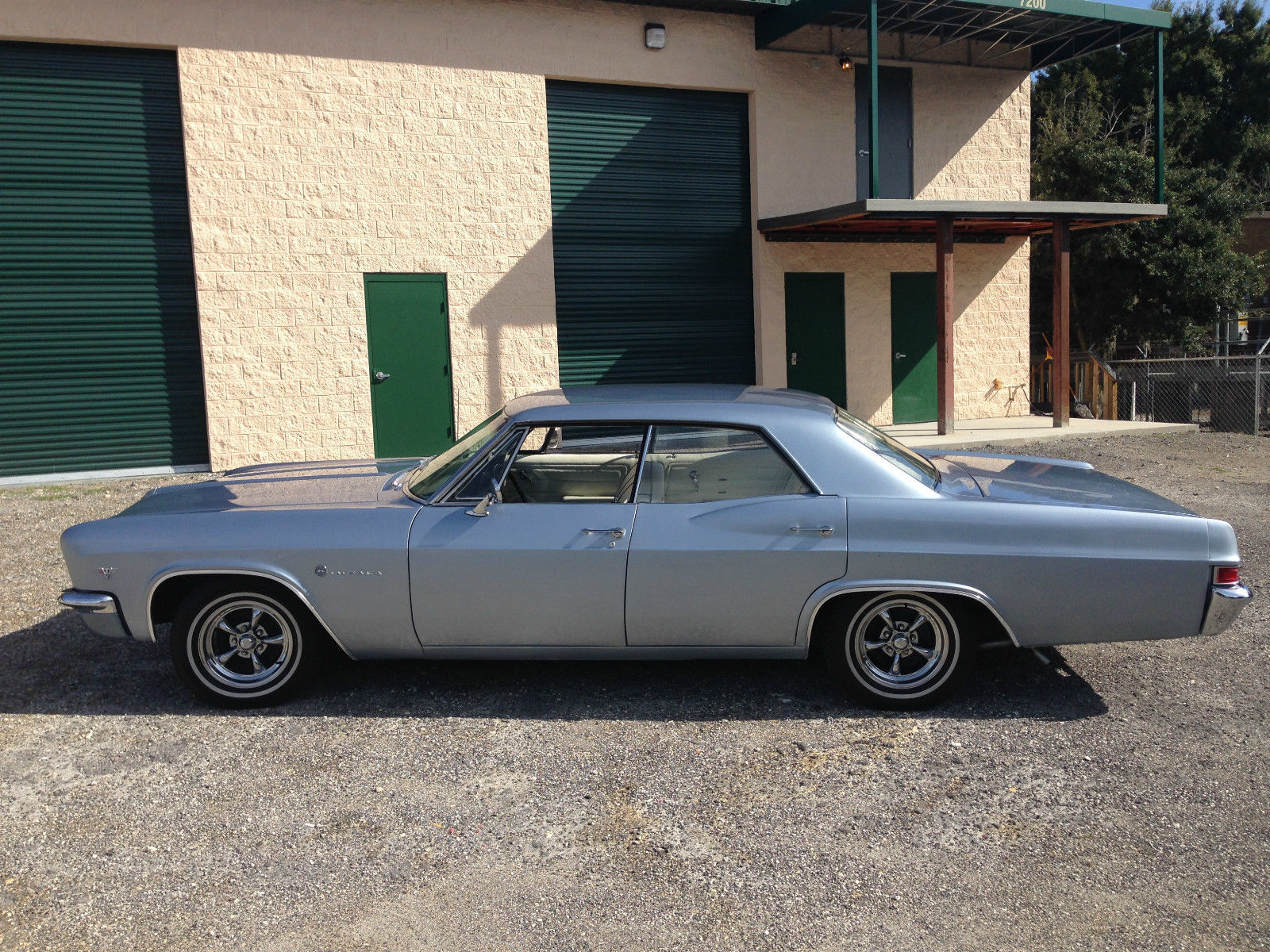 1966 Chevy Impala 4 Door Hardtop For Sale In Tampa