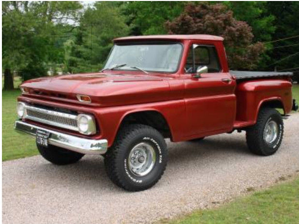 1966 chevy k10 stepside for sale in albuquerque  new