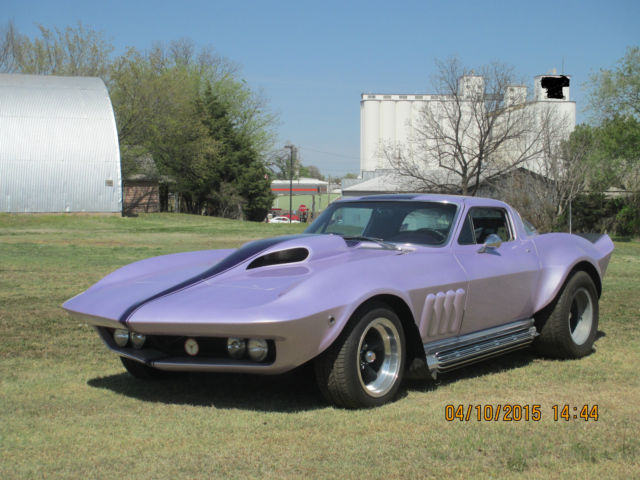 1966 Corvette Chop Top Coupe 60 S Custom Show Winner 226