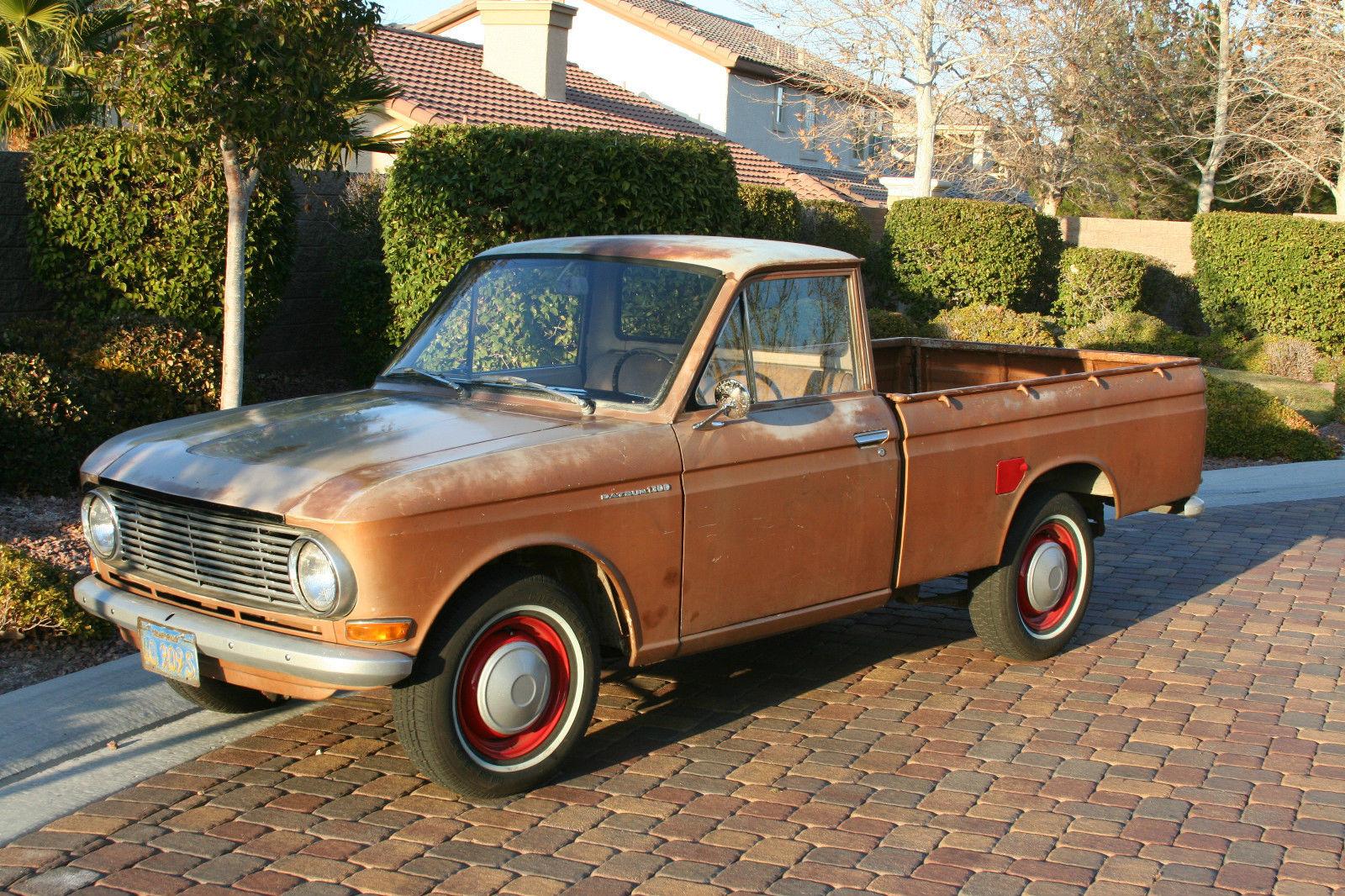 Nissan datsun 510 truck - 1966 Datsun Other