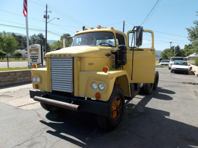 1966 dodge cnt900 diesel truck cabover cummins semi for sale in centerville utah united states. Black Bedroom Furniture Sets. Home Design Ideas