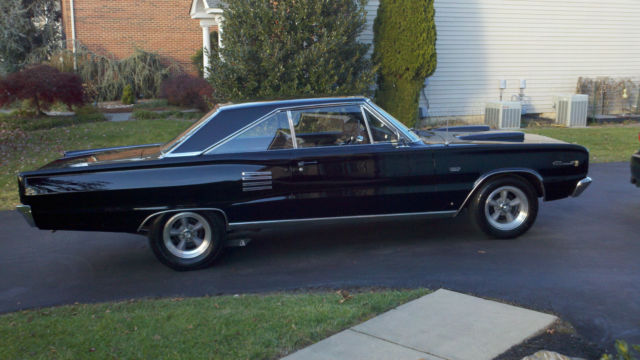 1966 Dodge Coronet 500 Hardtop 2 Door 6 3l For Sale In