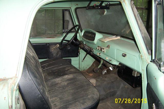 1966 dodge d100 stepside pickup for sale in carrollton