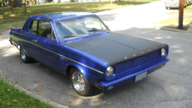 1966 dodge dart base sedan 2 door 3 7l for sale in. Black Bedroom Furniture Sets. Home Design Ideas