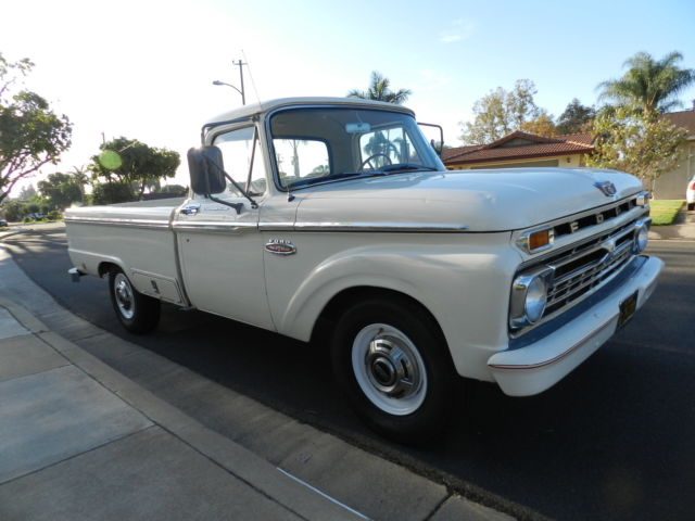 1966 ford f250 truck for sale in chino california united. Black Bedroom Furniture Sets. Home Design Ideas