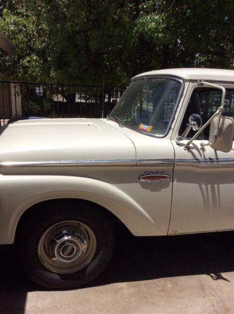 1966 Ford Long Bec