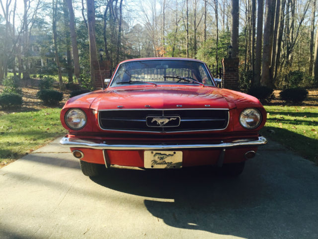 1966 Ford Mustang Barn Find Survivor Project Car Classic