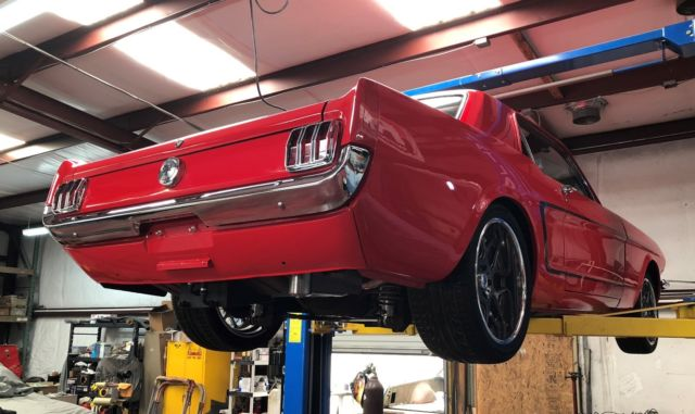 Mustang Rocket Price >> 1966 Ford Mustang RestoMod Pro-Touring for sale: photos ...