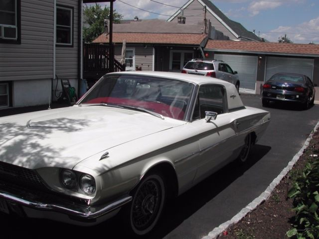 1966 Ford Thunderbird Used Automatic Coupe Rebuilt Engine