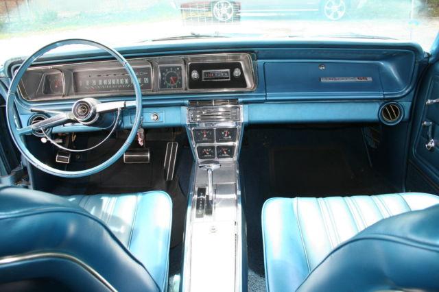 1966 Impala SS Convertible 396 Original Motor AC Bucket
