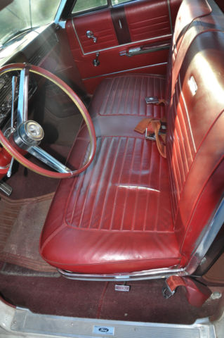 1966 Mercury Colony Park Station Wagon For Sale In San