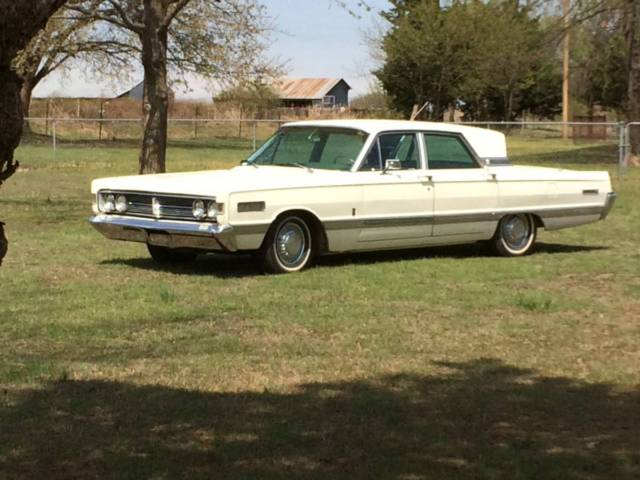 1966 Mercury Park Lane Breezeway Sedan