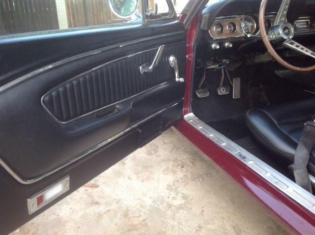1966 mustang fastback gt replica pony interior california car for sale in fresno california for 1966 ford mustang pony interior