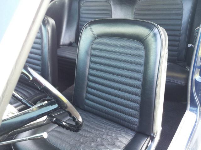 1966 Mustang K Code HiPo 289 271 HP Real Deal Original #'s Matching