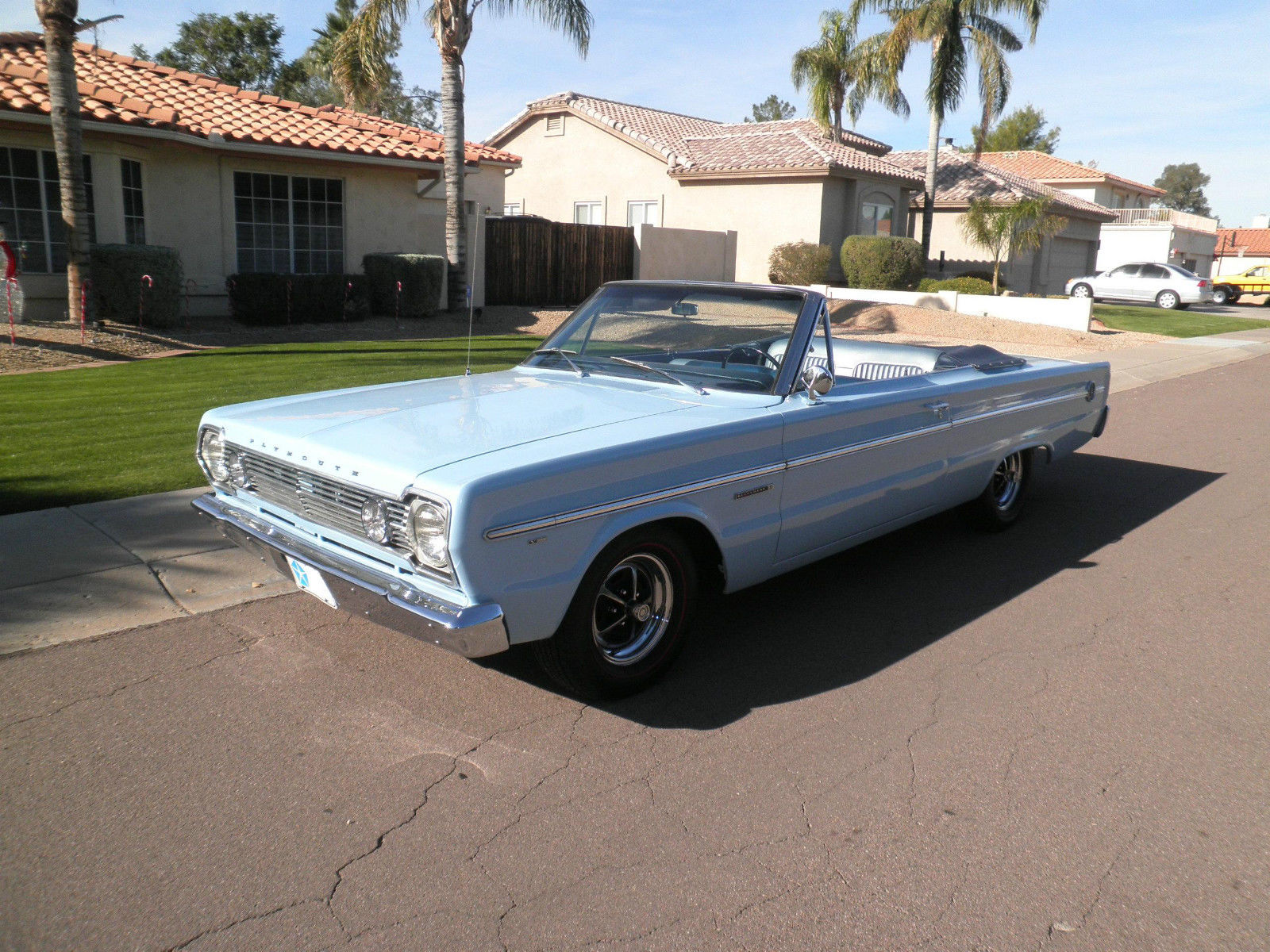 1966 Plymouth Belvedere Ii Convertible For Sale In Phoenix