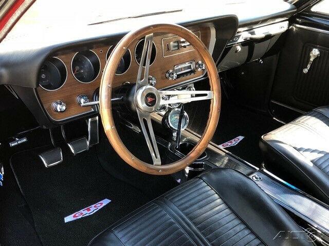1966 Pontiac Gto Rebuilt Engine  U0026 Transmission 400 Pontiac