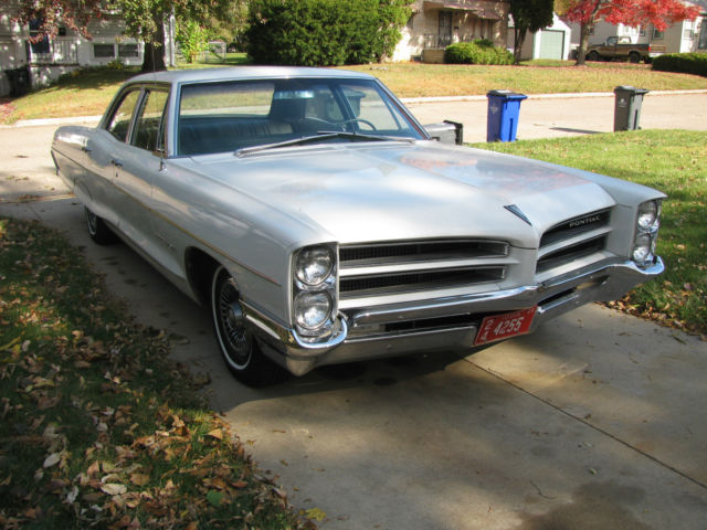 1966 Pontiac Star Chief Executive 77K Miles For Sale In Cedar Rapids Iowa United States