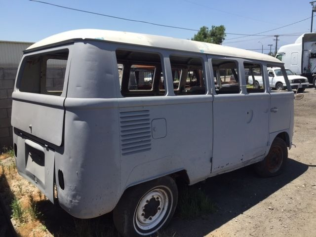 1966 vw bus microbus 13 window deluxe for sale in fontana for 13 window vw bus