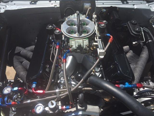 Camaro Ss Second Big Tire Prostreet