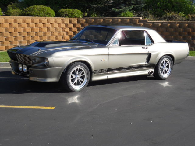 1967 68 Shelby Mustang Eleanor Coupe