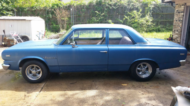 1967 Amc American Rambler 2 Door Sedan For Sale In