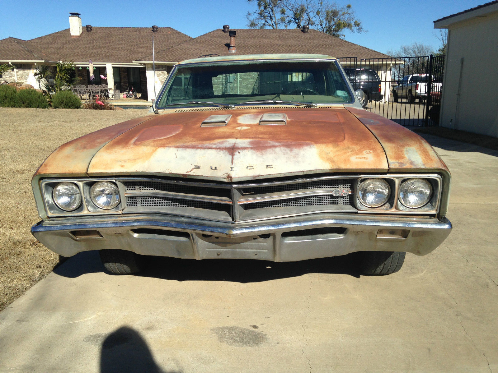 1967 buick grand sport gs400 gs 400 skylark hardtop protect o plate matching for sale in royse. Black Bedroom Furniture Sets. Home Design Ideas