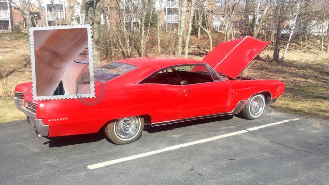 1967 buick wildcat base 7 0l for sale in united states. Black Bedroom Furniture Sets. Home Design Ideas