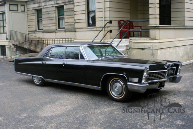 1967 cadillac 60 s fleetwood brougham for sale in united states. Black Bedroom Furniture Sets. Home Design Ideas