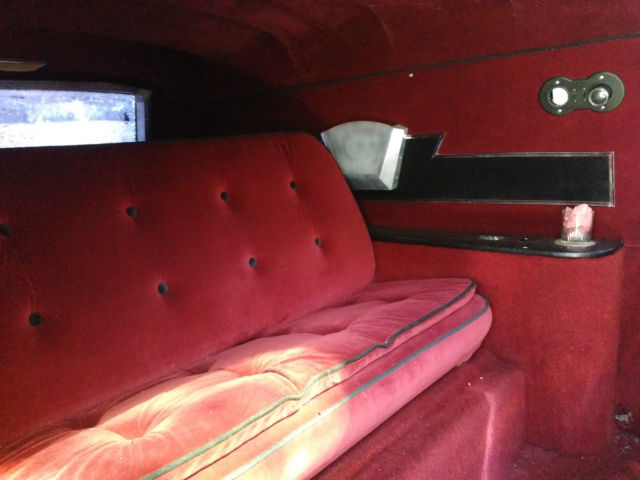 1967 Cadillac Fleetwood M&M Hearse for sale: photos