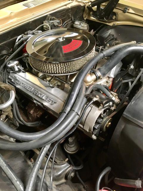 Camaro super sport speed a c front disc brakes