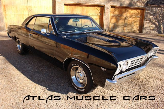 1967 Chevelle 327 Auto Bucket Seats Console Power Steering New Paint For Sale In Blue Ridge Texas United States For Sale Photos Technical Specifications Description