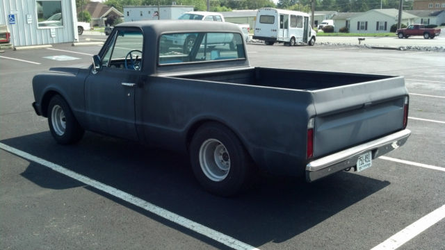 1967 Chevrolet C10 CST Shortbed Pickup