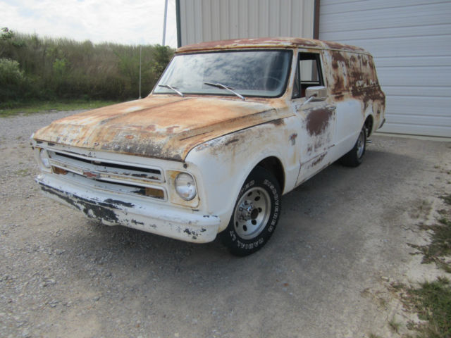 1967 Chevrolet C10 Panel Delivery For Sale In Olive Branch Mississippi United States