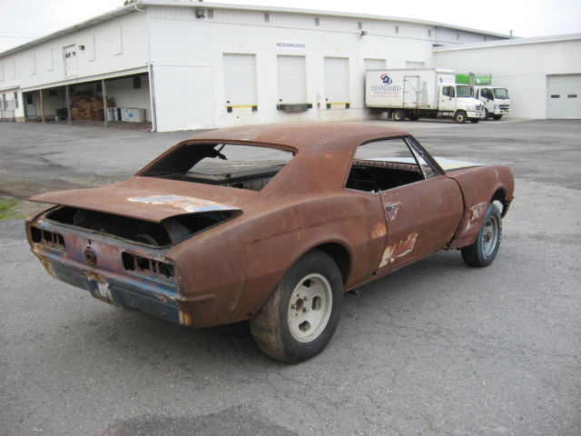 1967 chevrolet camaro project ss z28 no reserve for sale in utica new york united states. Black Bedroom Furniture Sets. Home Design Ideas