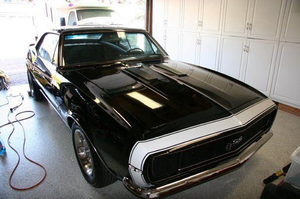 1967 chevrolet camaro rs ss muscle car clean mean machine for sale in huntington beach. Black Bedroom Furniture Sets. Home Design Ideas