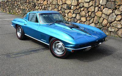 1967 Chevrolet Corvette 427 435hp L71 Coupe