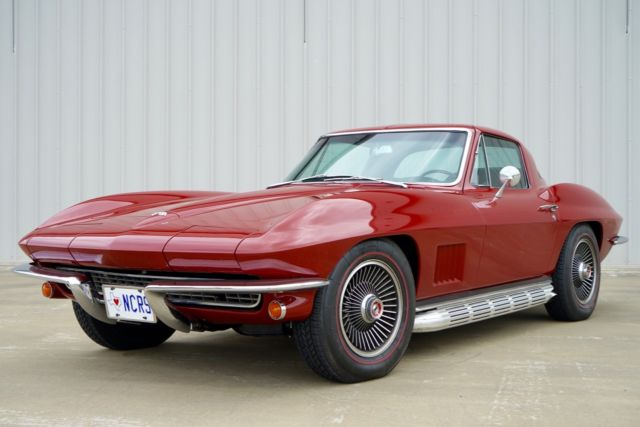 1967 Chevrolet Corvette Sting Ray Bloomington Ncrs Top