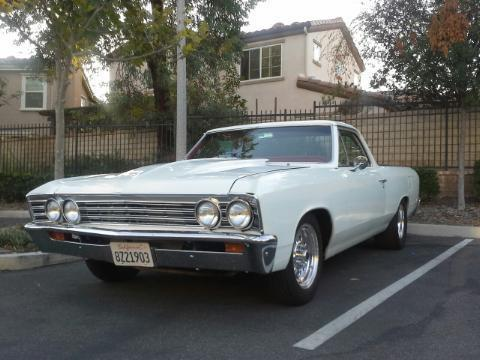 1967 chevrolet el camino custom 1368 vin high quality. Black Bedroom Furniture Sets. Home Design Ideas
