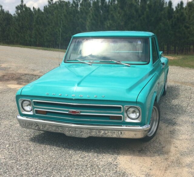 Buick Dublin: 1967 Chevy C-10 Truck In Georgia For Sale: Photos
