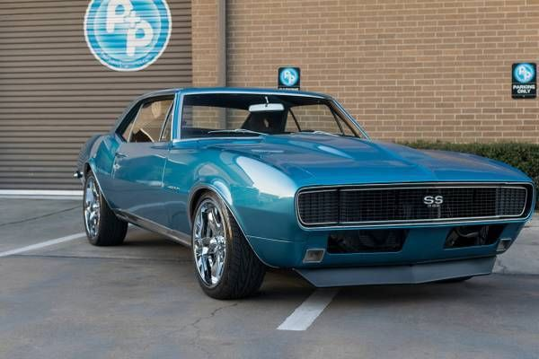 1967 chevy camaro ss restomod for sale in houston texas united states. Black Bedroom Furniture Sets. Home Design Ideas