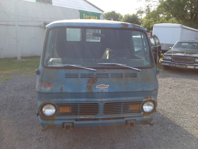 1967 Chevy G10 Short Wheel Base Van For Sale In Fairmont
