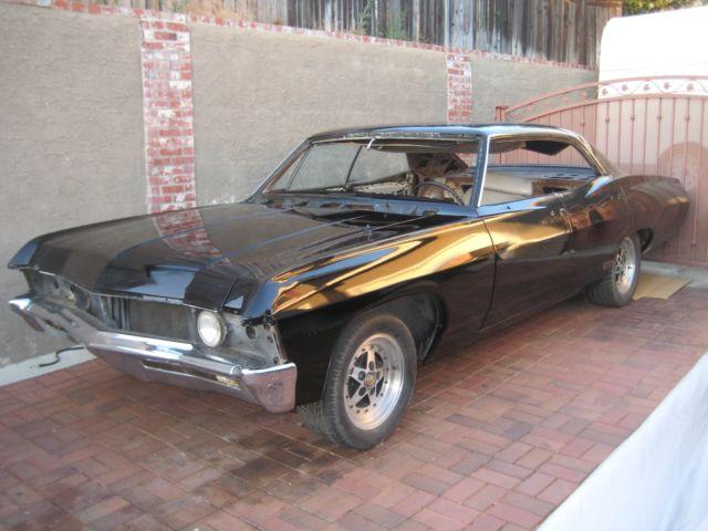 1967 chevy impala 4 door hardtop supernatural project car 67 impala four door. Black Bedroom Furniture Sets. Home Design Ideas