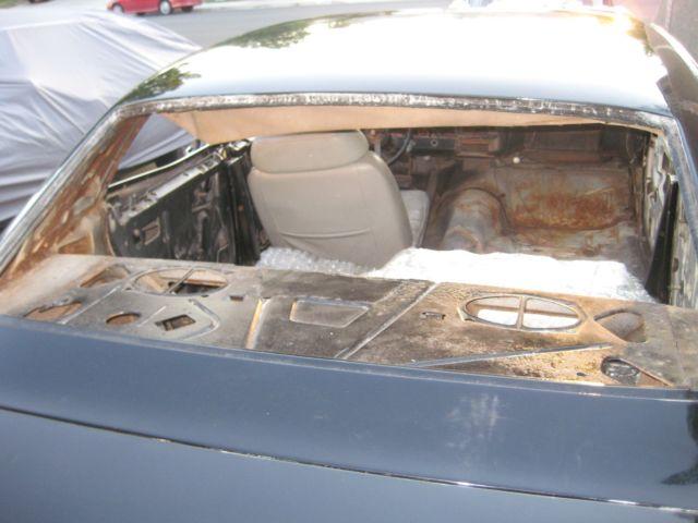 1967 Chevy Impala 4 Door Hardtop Supernatural Project Car