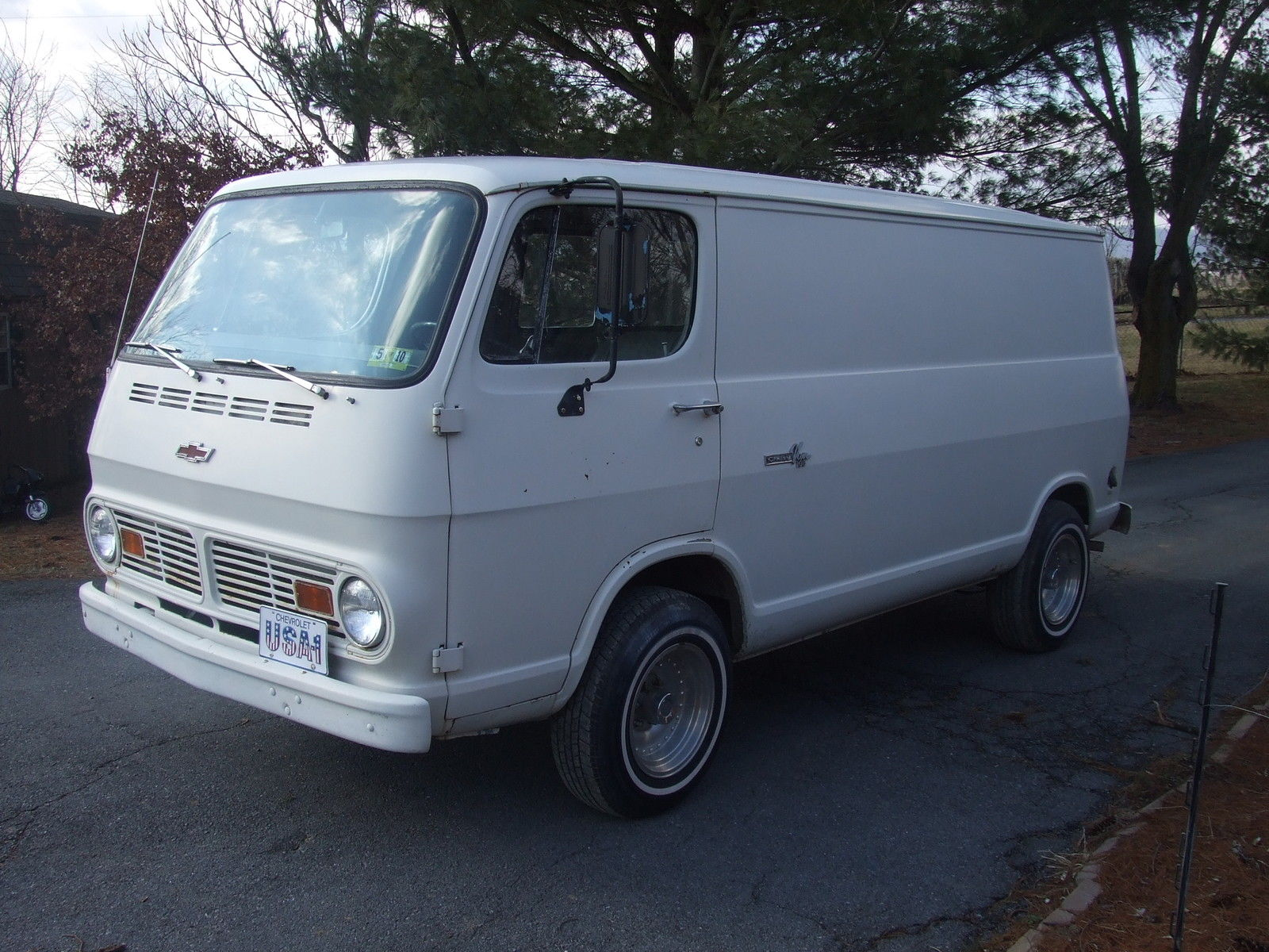 1967 chevy van for sale in martinsburg west virginia united states. Black Bedroom Furniture Sets. Home Design Ideas