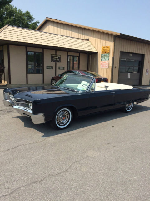 1967 chrysler 300 convertible california car rust free for sale in utica new york united. Black Bedroom Furniture Sets. Home Design Ideas