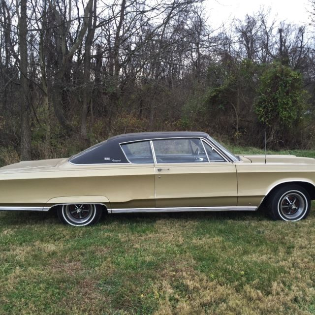 1967 Chrysler Newport Hardtop 52kmi not a Hemi Mopar for ...
