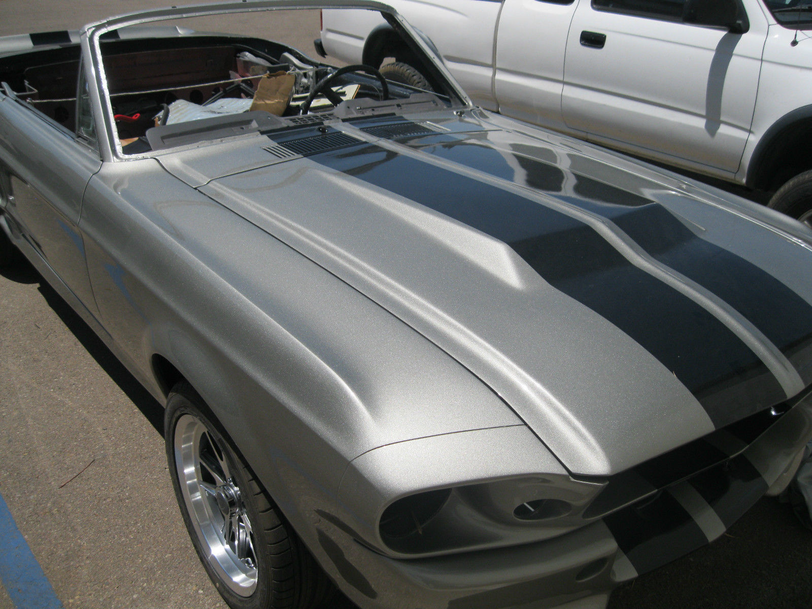 1967 eleanor mustang project car